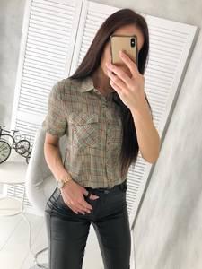 Рубашка с коротким рукавом Ц5697