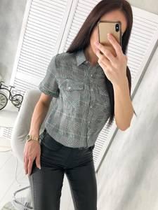 Рубашка с коротким рукавом Ц5698