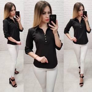 Блуза для офиса Ц6865