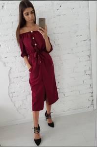 Платье короткое современное Ц6450