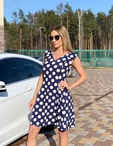 Платье короткое современное Ц6454