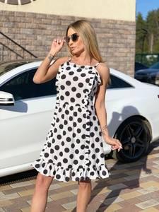 Платье короткое современное Ц6453