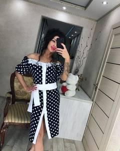Платье короткое нарядное Ц6401
