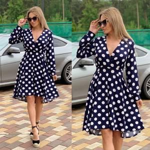 Платье короткое нарядное Ц6570