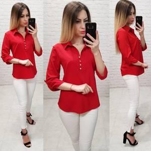 Блуза для офиса Ц6866