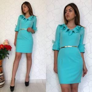 Платье Ц7384
