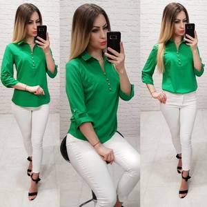 Блуза для офиса Ц6867