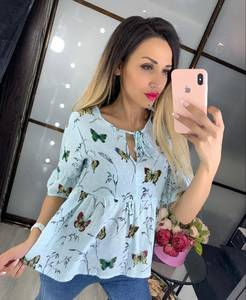 Блуза летняя Ц6580