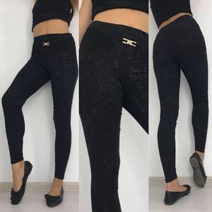 Лосины джинсовые У6687