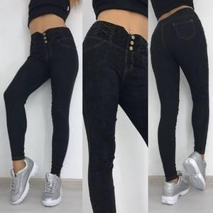 Лосины джинсовые У6688