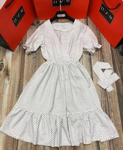 Платье короткое современное А38727