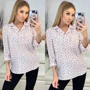Блуза для офиса Ц7159