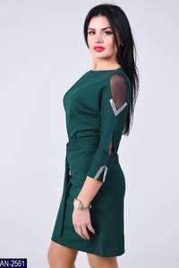Платье короткое современное Ц7168