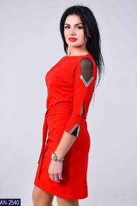 Платье короткое современное Ц7169
