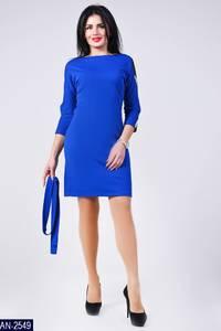 Платье короткое современное Ц7170