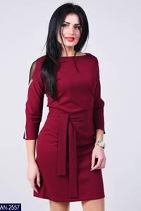 Платье короткое современное Ц7171