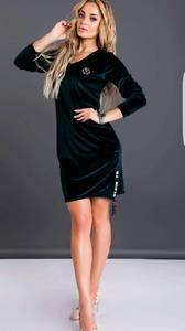 Платье короткое современное Ц7184