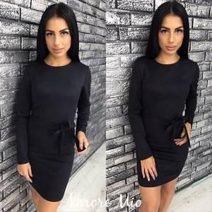 Платье короткое облегающее Ц7187