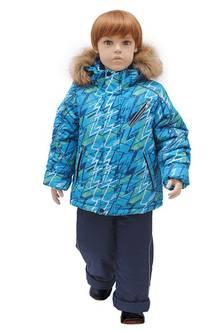 Комплект куртка и брюки П2348