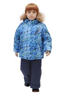 Комплект куртка и брюки П2349