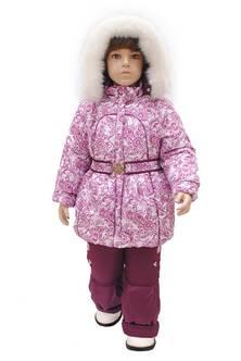 Комплект куртка и брюки П2408