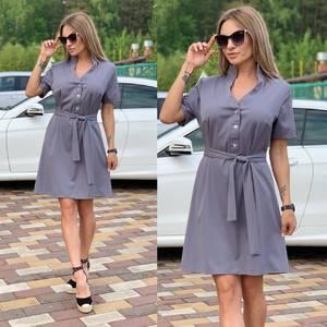 Платье короткое современное Ц6709