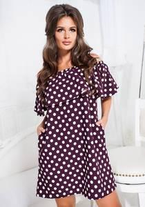 Платье короткое нарядное летнее Х8111