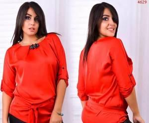 Блуза нарядная Х8116