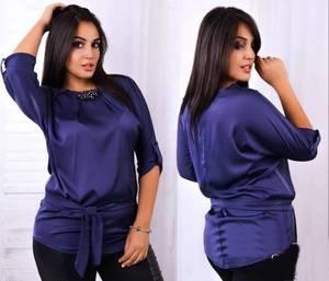 Блуза нарядная Х8117