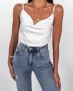Блуза летняя без рукавов А29441