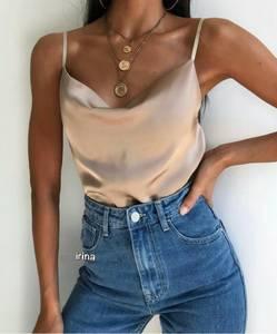 Блуза летняя без рукавов А29442