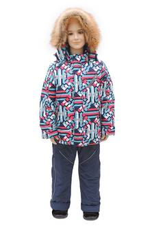 Комплект куртка и брюки П2354