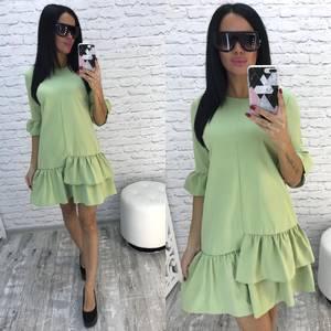 Платье короткое современное летнее Ф2209