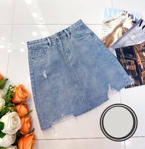 Юбка джинсовая А38471