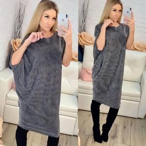 Платье длинное однотонное нарядное Ф9137
