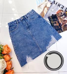 Юбка джинсовая А38466