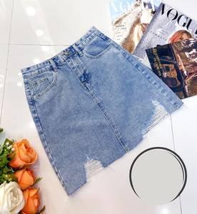 Юбка джинсовая А38465