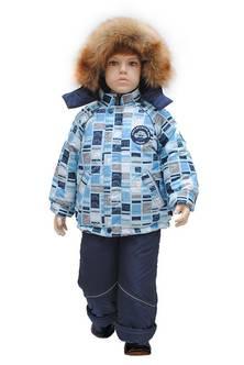Комплект куртка и брюки П2362