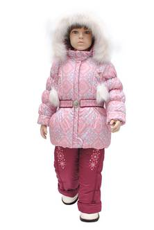 Комплект куртка и брюки П2395