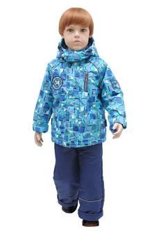 Комплект куртка и брюки П2201