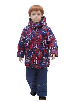 Комплект куртка и брюки П2190