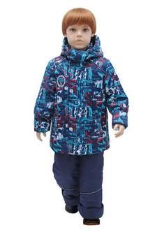 Комплект куртка и брюки П2193