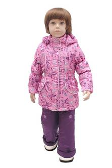 Комплект куртка и брюки П2227
