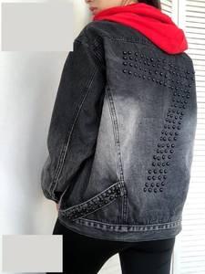 Джинсовая куртка А38488