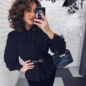Блуза с длинным рукавом Я3288