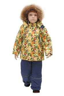 Комплект куртка и брюки П2344