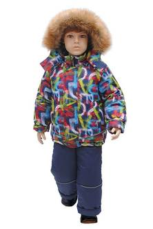 Комплект куртка и брюки П2339