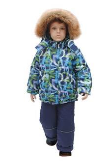Комплект куртка и брюки П2340