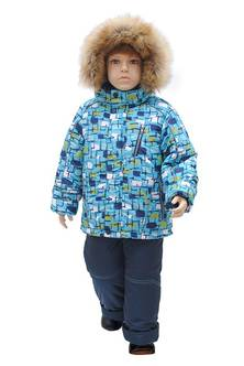 Комплект куртка и брюки П2324
