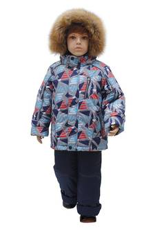 Комплект куртка и брюки П2336